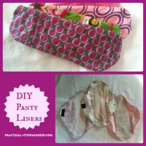 DIY Panty Liners