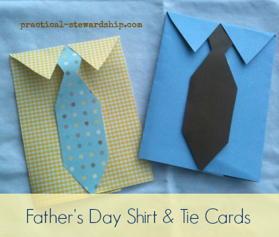 how to make a fathers day shirt card diy s day dress shirt and tie card practical 8210