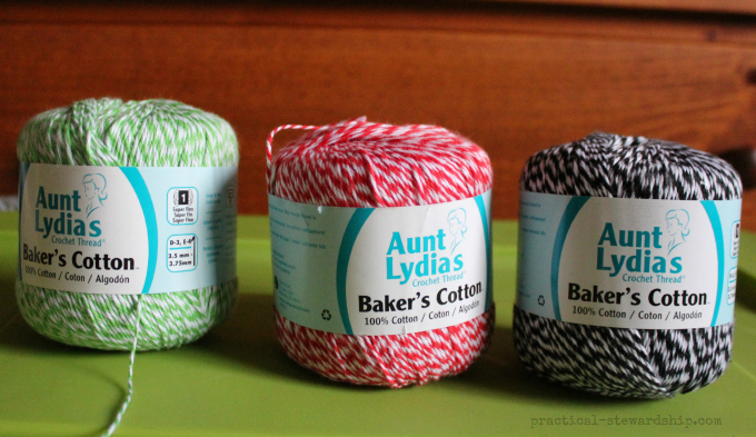 Baker's Twine Alternative, Baker's Cotton
