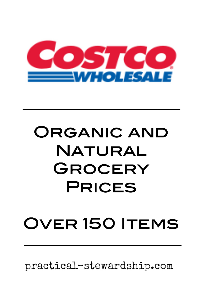 Costco Price List