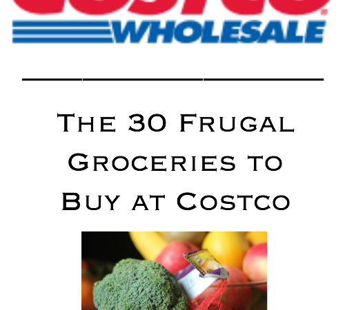 What a Frugal Mom Buys at Costco and 150 Costco Grocery Price Updates