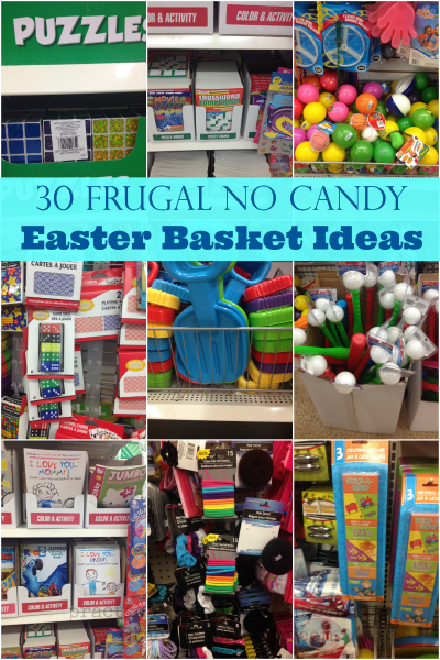30 frugal no candy easter basket ideas practical stewardship frugal no candy easter basket ideas negle Image collections