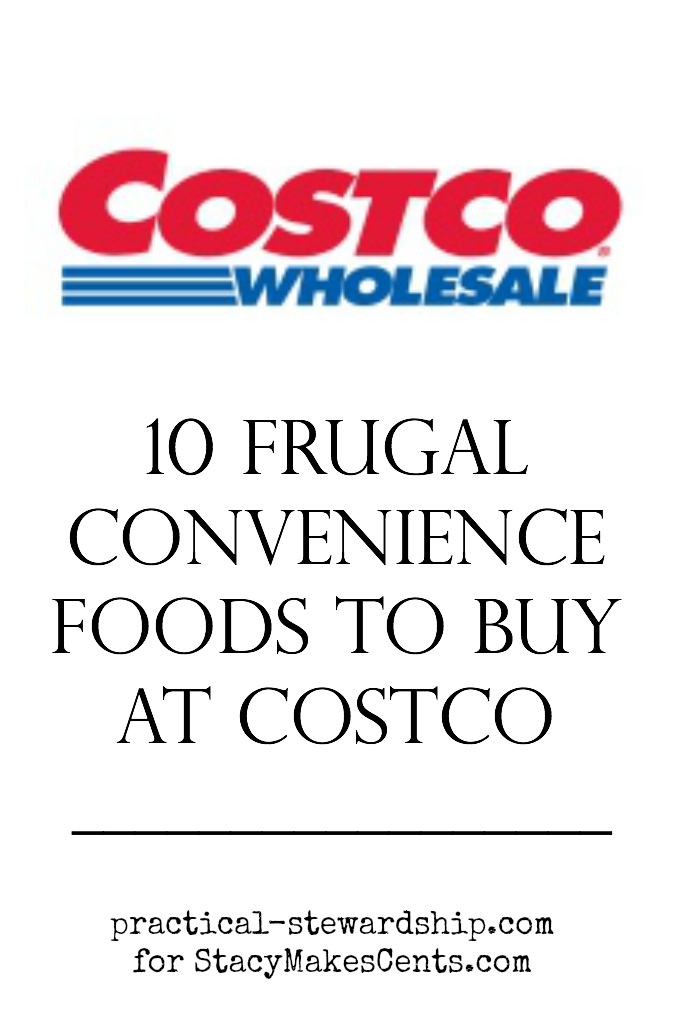 10 Frugal Convenience Foods to Buy at Costco