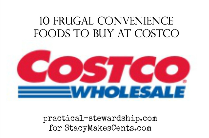 Costco Grocery Price List Update + 10 Frugal Convenient Foods to Buy at Costco