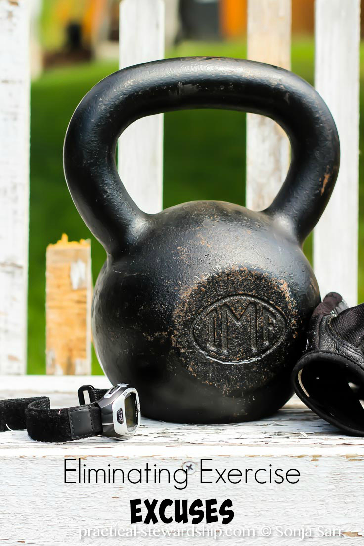 Eliminate Excuses for Lack of Exercising-1