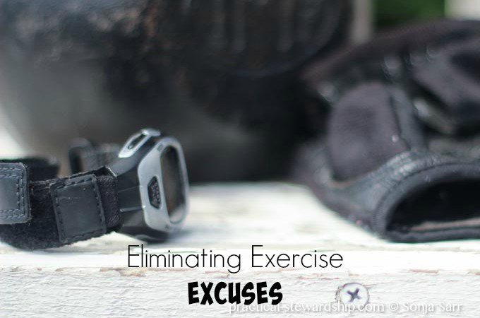 Eliminating Exercise Excuses!