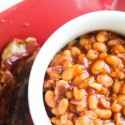 Almost Homemade Crock-pot Baked Beans