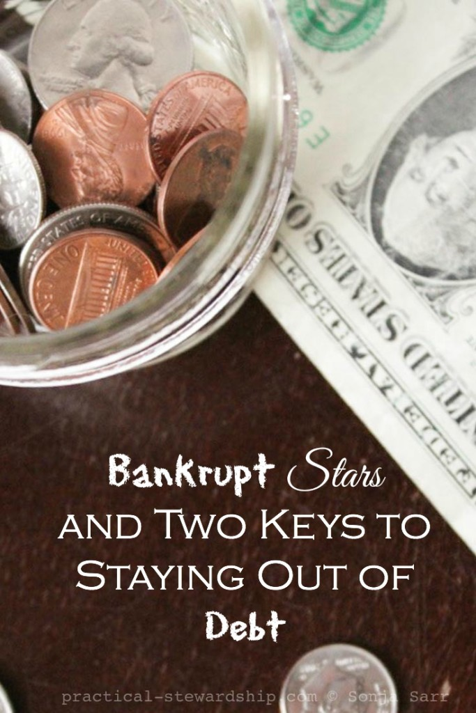 Keys to Staying Out of Debt