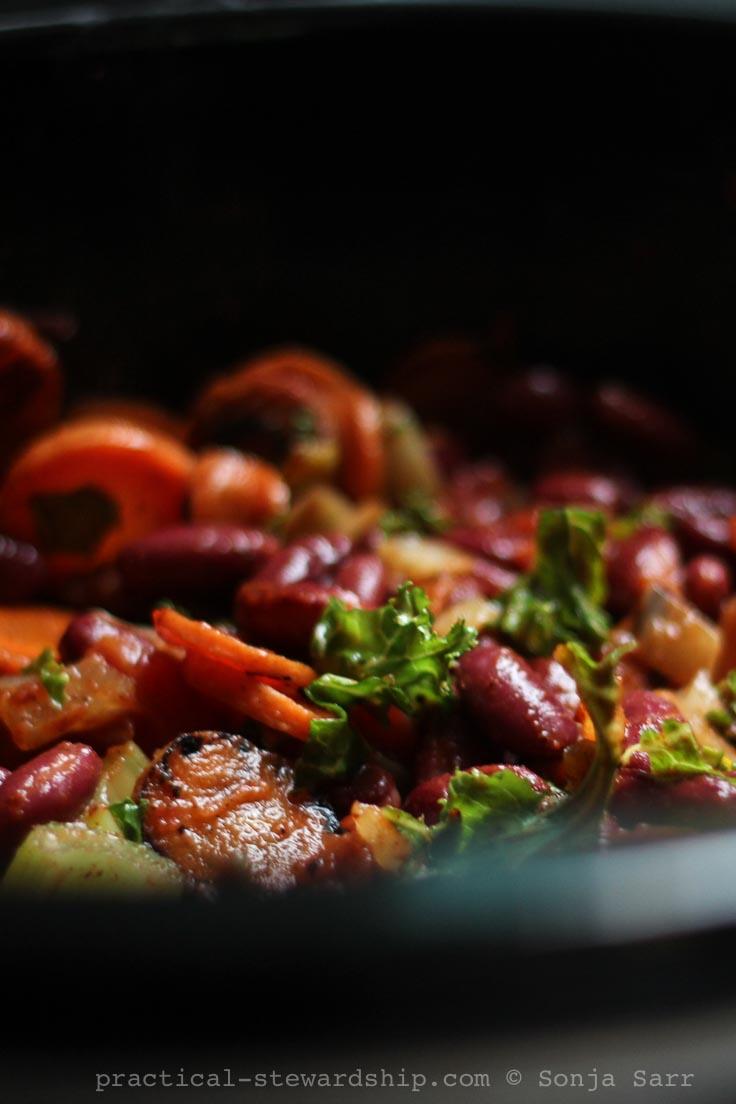 Crock-pot Meaty Chili