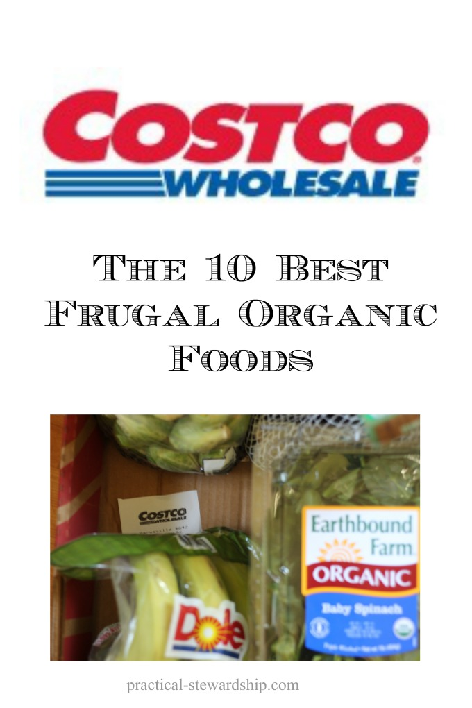 The Ten Best Organic Foods to Buy at Costco, and Grocery Price
