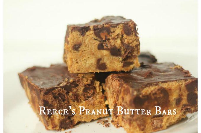 Reece's Peanut Butter Bars