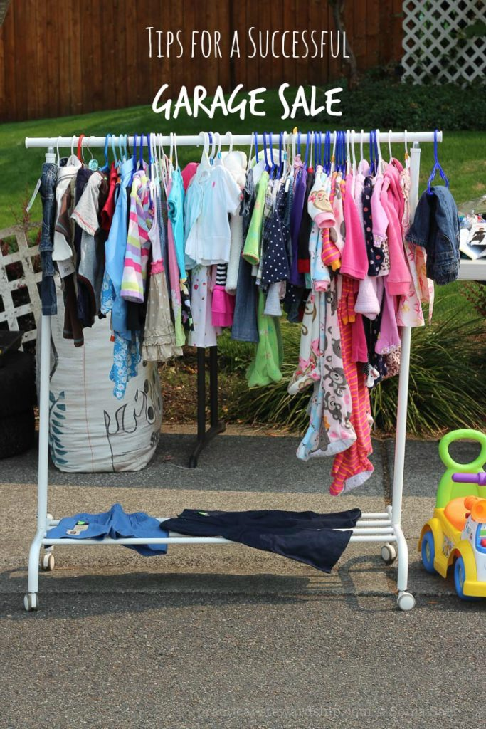 Wonderful Tips For A Successful Garage Sale